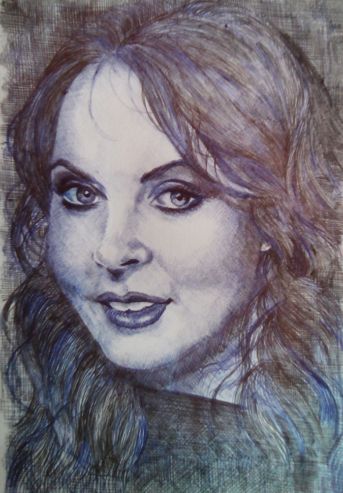 Sarah Brightman par wilfredo